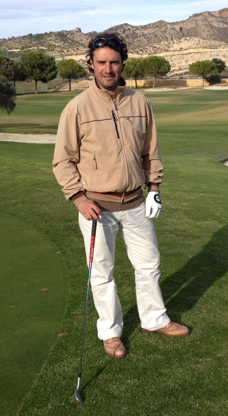 Neil Moran, Professional Golf Instructor The Hague